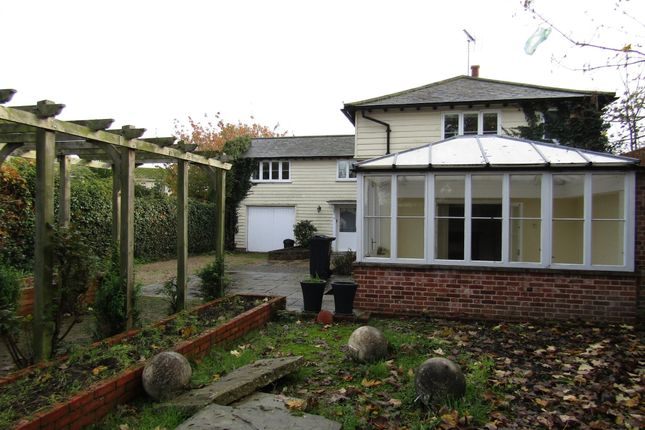 Thumbnail Detached house to rent in Colchester Road, St. Osyth, Clacton-On-Sea