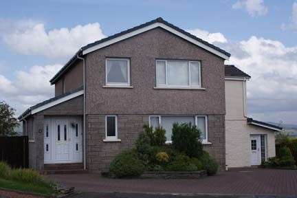 Thumbnail Semi-detached house to rent in 17 Fintry Gardens, Bearsden