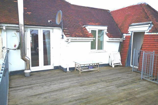 Roof Terrace of Beryton Road, Gosport PO12