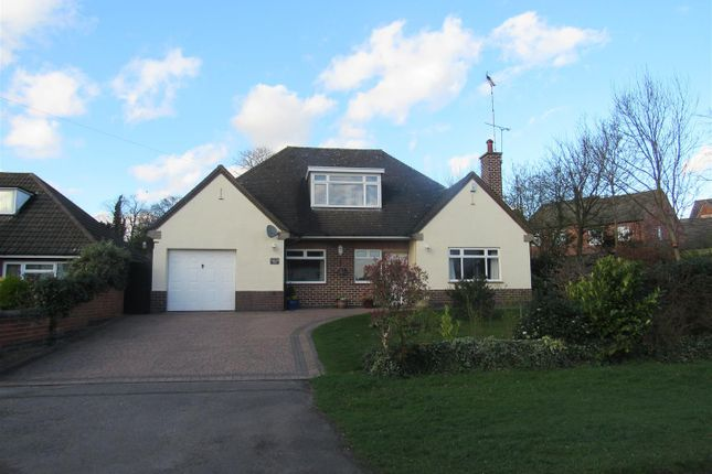 Thumbnail Detached house for sale in Copt Oak Road, Narborough, Leicester