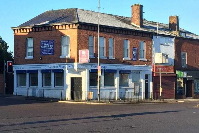 Commercial property to let in Bolton Road, Pendlebury, Swinton, Manchester