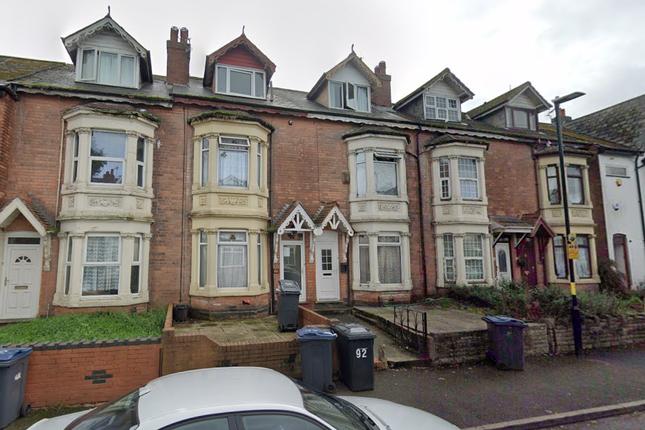 Thumbnail Terraced house to rent in Kings Road, Erdington
