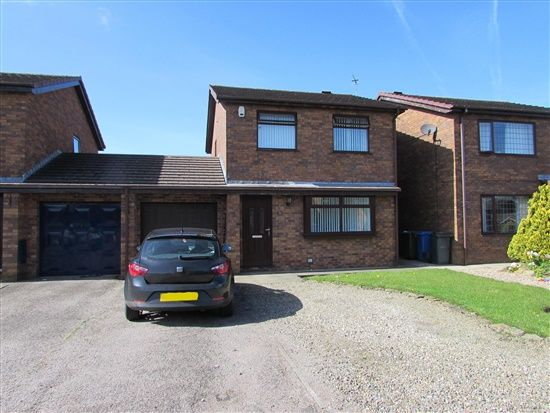 Thumbnail Property for sale in Meadow Park, Preston