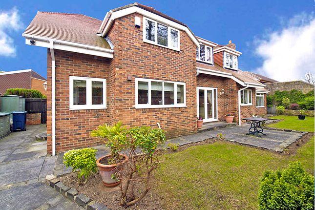 Thumbnail Detached house for sale in Glen Path, Ashbrooke, Sunderland