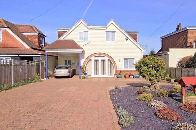 Thumbnail Detached house for sale in Sea Lane, Pagham