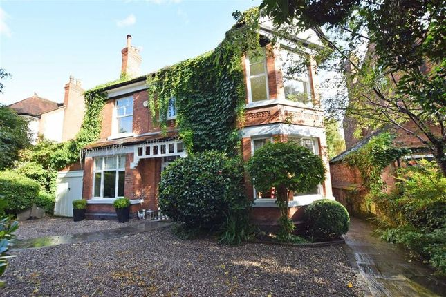 Thumbnail Detached house for sale in Belfield Road, Didsbury, Manchester