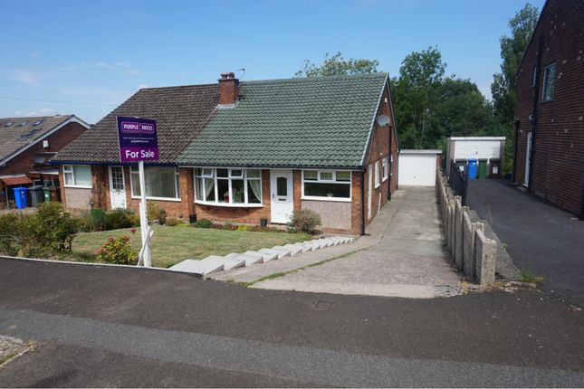 Thumbnail Bungalow for sale in Highcroft, Hyde