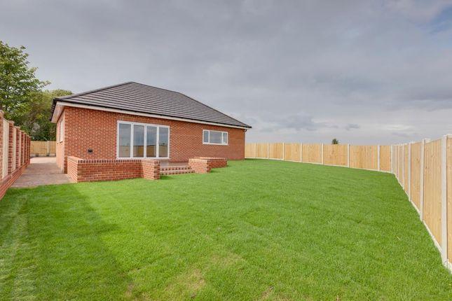 Thumbnail Detached bungalow for sale in Hillside, Plot 1, Holmes Field Close, Kiveton Park Station, Sheffield
