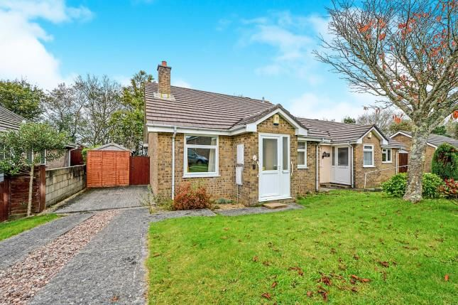 Thumbnail Bungalow for sale in Threemilestone, Truro, Cornwall