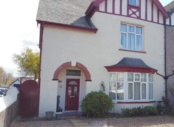 Thumbnail Semi-detached house for sale in Trinity Avenue, Llandudno, Conwy