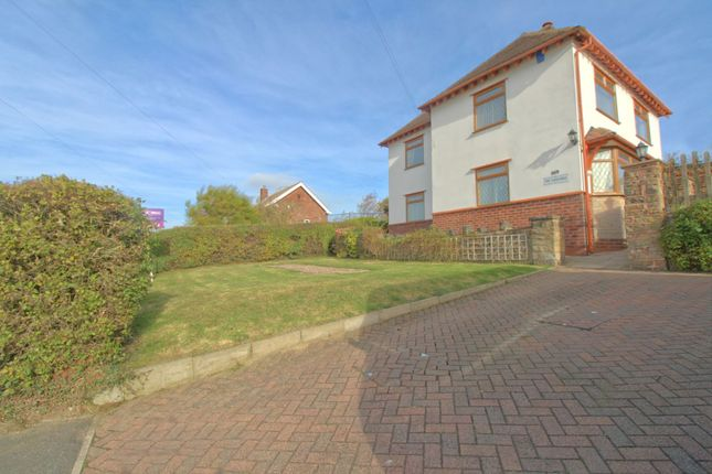 Thumbnail Detached house for sale in Shuttlewood Road, Chesterfield