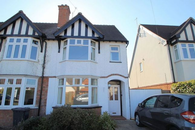 Thumbnail End terrace house for sale in Loxley Road, Stratford-Upon-Avon