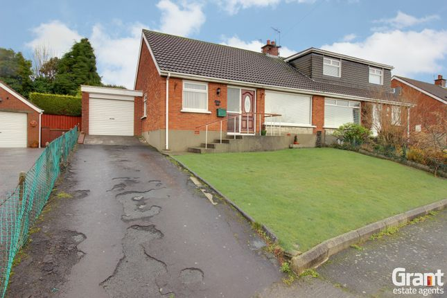 Thumbnail Semi-detached bungalow for sale in Valencia Way North, Newtownards