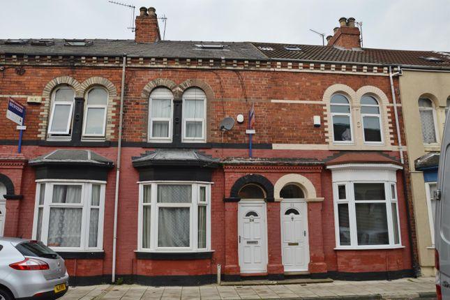 Thumbnail Terraced house for sale in Pelham Street, Middlesbrough