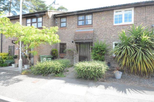 Thumbnail Terraced house to rent in Axbridge, Bracknell