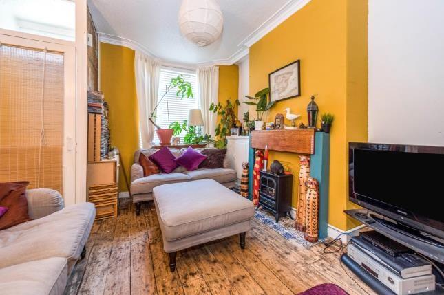 Lounge of Malwood Street, Liverpool, Merseyside L8