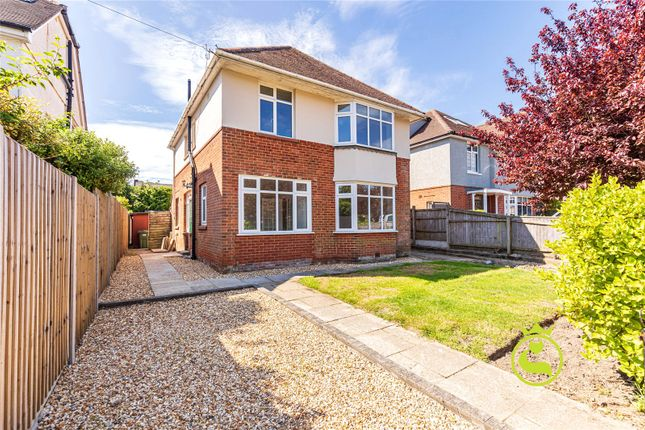 Thumbnail Detached house to rent in Torbay Road, Poole, Dorset
