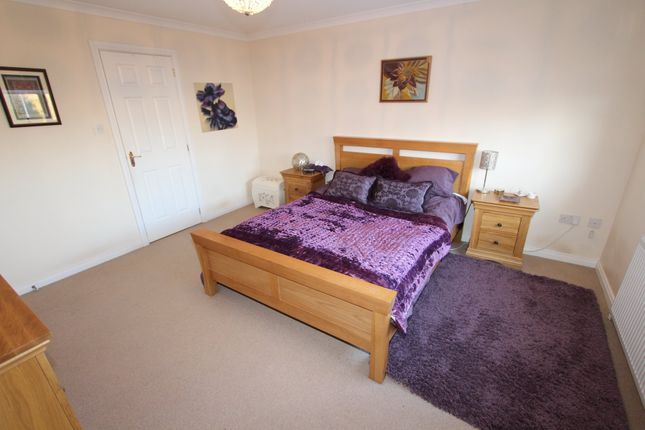 Master Bedroom of Slackbuie Way, Inverness IV2