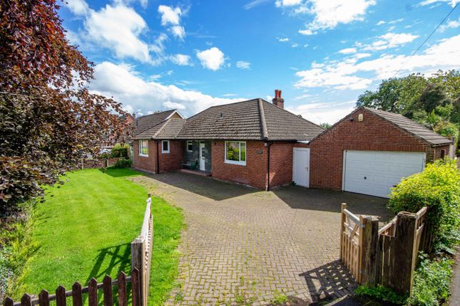 Thumbnail Detached bungalow for sale in Beech Croft, Cumwhinton, Carlisle, Cumbria