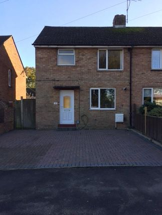 Thumbnail End terrace house to rent in Middle Park Way, Havant