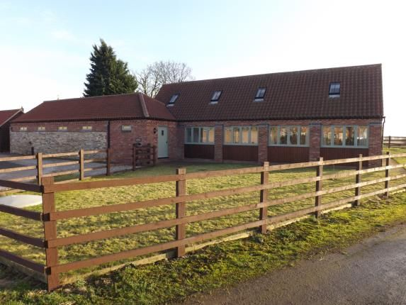 Thumbnail Barn conversion for sale in Well Street, Bishop Norton, Market Rasen