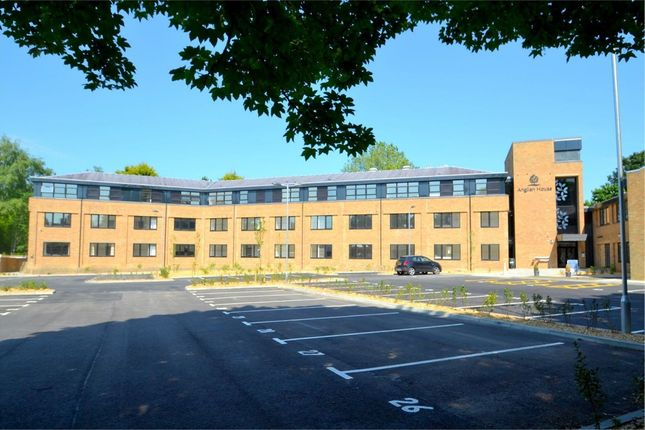 Thumbnail Flat to rent in South Side, St. Peters Road, Huntingdon