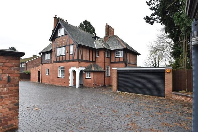 Thumbnail Detached house for sale in Middleton Hall Road, Kings Norton, Birmingham