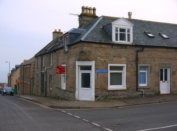 Thumbnail Flat to rent in Queen Street, Lossiemouth, Moray