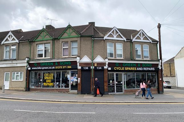 Thumbnail Commercial property for sale in 134-136 Clarence Road, Grays, Essex