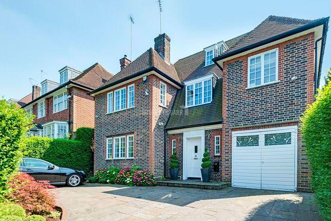 Thumbnail Detached house for sale in Deacons Rise, London