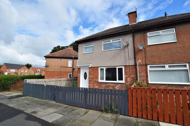 Thumbnail Semi-detached house to rent in Kings Gardens, Blyth