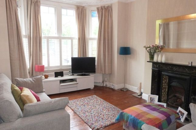 Thumbnail Flat to rent in Mayfield Road, London