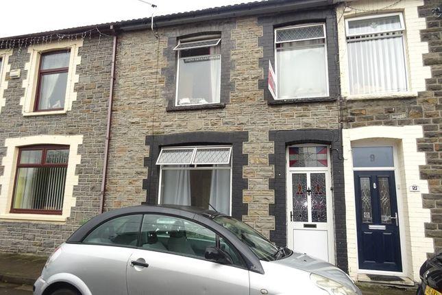 Thumbnail Terraced house for sale in Holford Street, Aberaman, Aberdare, Mid Glamorgan