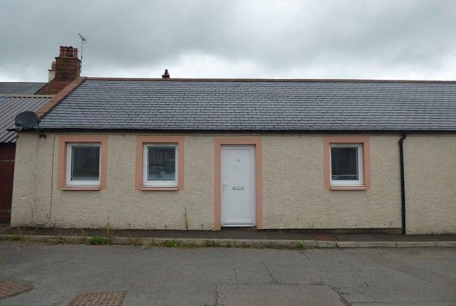 Thumbnail Terraced house to rent in Back Street, Thornhill
