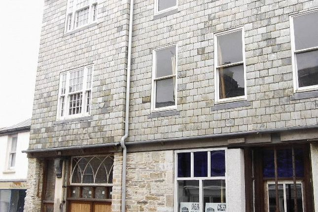 Thumbnail Terraced house for sale in Fore Street, Camelford