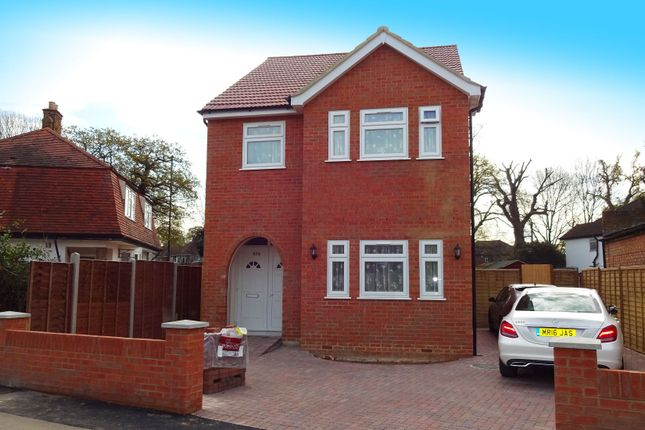Thumbnail Detached house for sale in High Street, Cranford, Hounslow