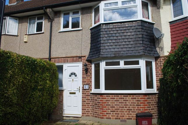 Thumbnail Property to rent in Berwick Crescent, Sidcup, Kent
