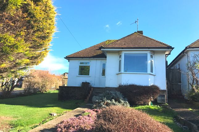 Thumbnail Bungalow to rent in Arlington Gardens, Saltdean, Brighton