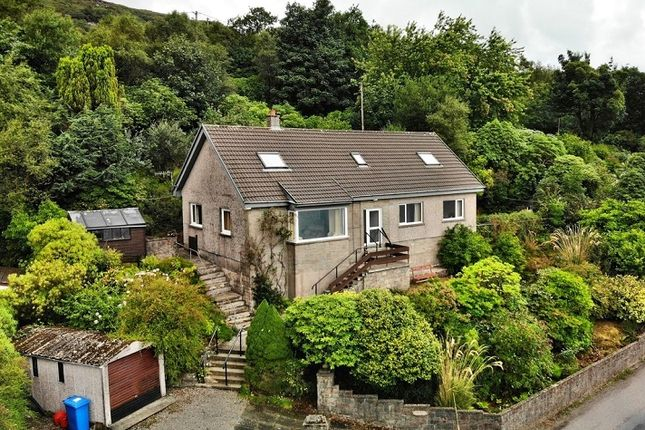 Thumbnail Detached bungalow for sale in Garval Road, Tarbert