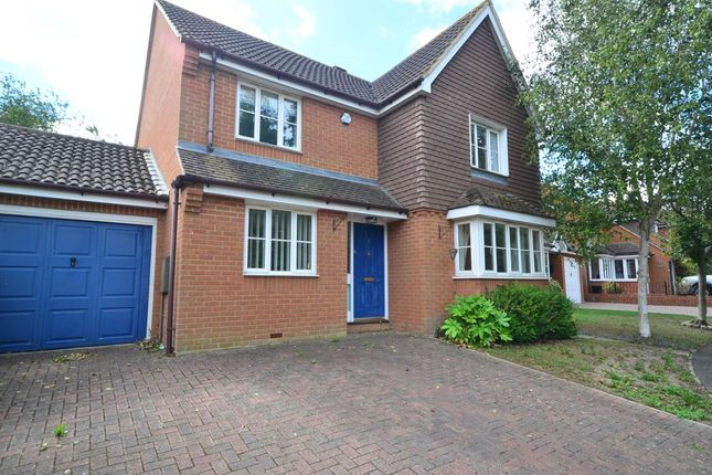 Thumbnail Detached house to rent in Hertsfield Avenue, Rochester