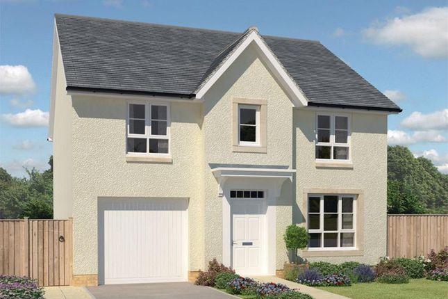 "Thumbnail Detached house for sale in ""Carrick"" at Kirklands Park Street, Kirkliston"