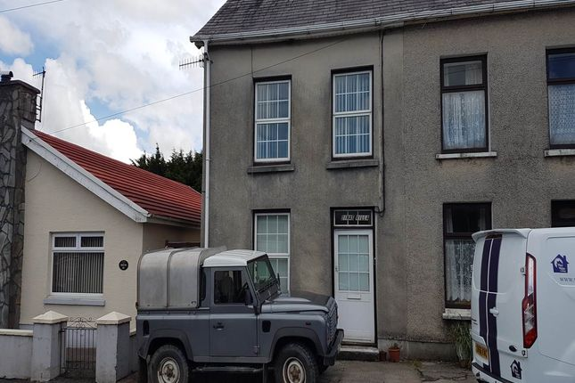 2 bed semi-detached house to rent in 1 Dinas Villa, Pencader, Carmarthenshire SA39