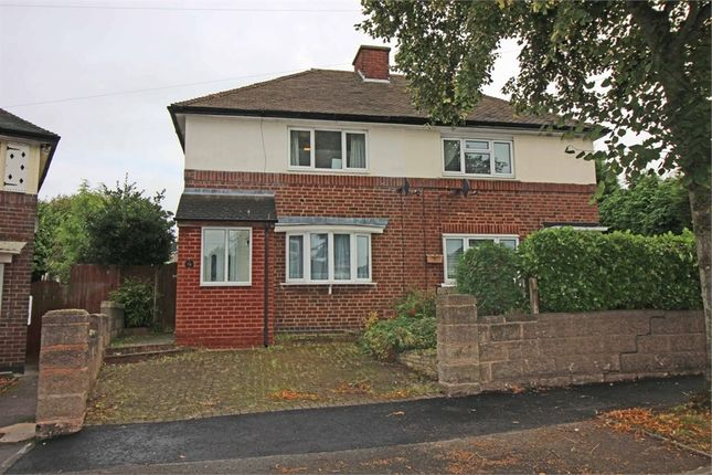 Thumbnail Semi-detached house for sale in Summerfield Road, Bolehall, Tamworth, Staffordshire