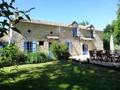 Thumbnail Property for sale in Eymet, Dordogne, France