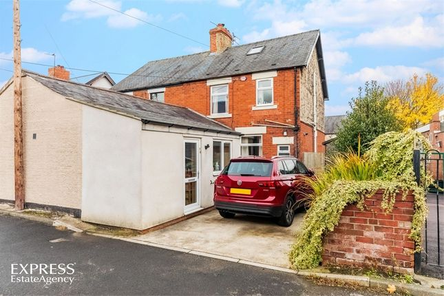 Thumbnail Semi-detached house for sale in Cooperative Villas, Langley Moor, Durham