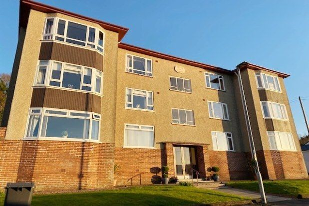 2 bed flat to rent in Levanne Place, Gourock PA19