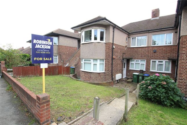 2 bed maisonette for sale in Park Mead, Blackfen, Kent DA15