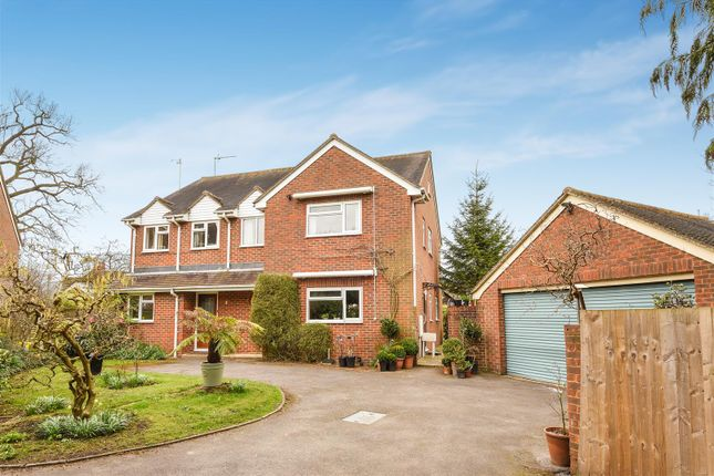 Thumbnail Detached house for sale in Charlton Gardens, Wantage