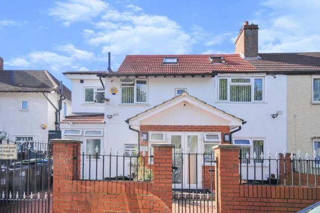 Thumbnail Semi-detached house for sale in Highbury Avenue, Thornton Heath