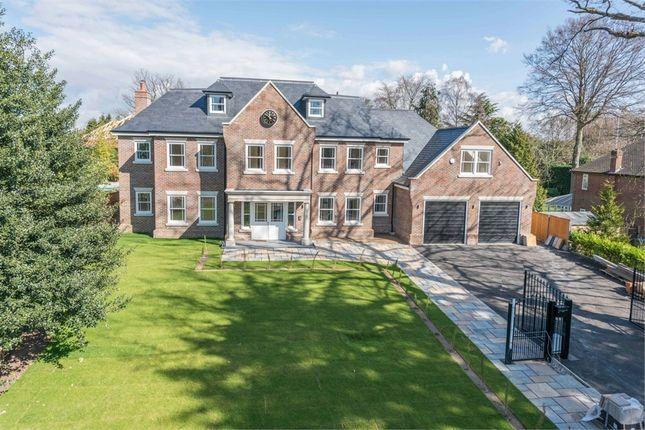 Thumbnail Detached house for sale in Beechwood Avenue, Weybridge, Surrey